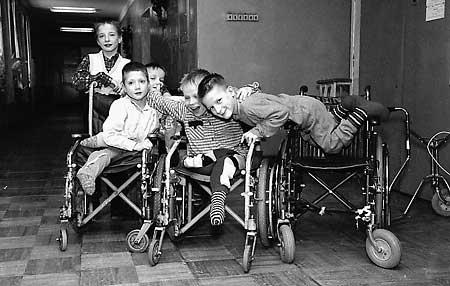 Детский церебральный паралич дцп